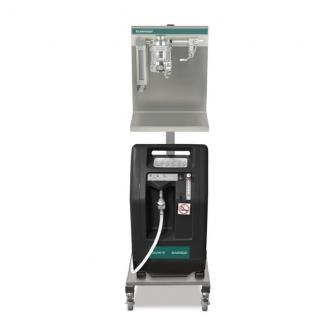 Mobile Anaesthetic Unit with O₂ Concentrator -Set
