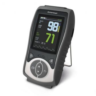 LifeVet PT Pulse Oximeter with temperature probe