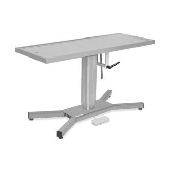 X-Base Operating Table and SCORE®Saddle  Stool