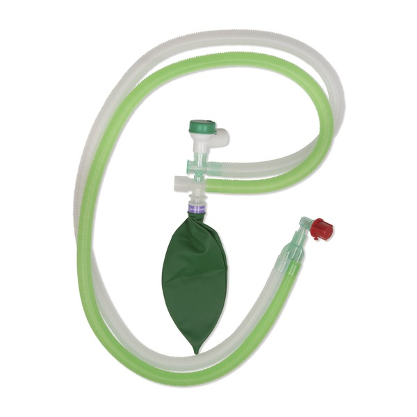 Parallel Lack Anaesthetic Breathing System