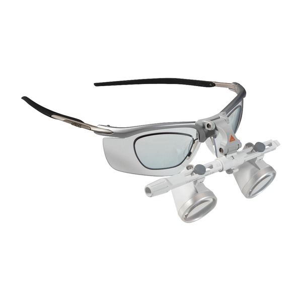HEINE® HR Loupes -  Mounting Options