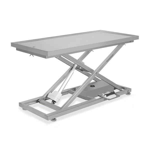Low Lift Scissor Table Ii Eickemeyer Veterinary Equipment