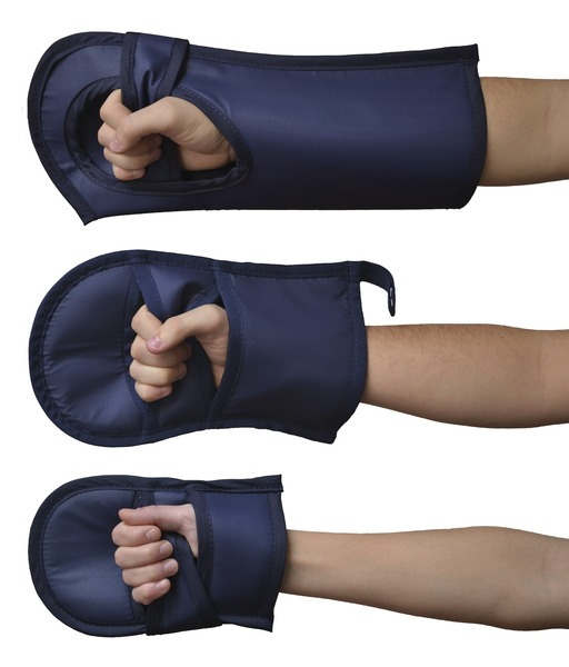 X-Ray Mittens and Hand Shields